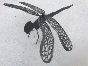 Steel Dragonfly for Sale in Santa Fe, NM