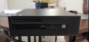 HP Prodesk 600 G1 SFF Quad 7 i7 desktop computer for Sale in Coral Springs, FL