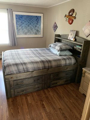 Full Size Bed for Sale in Taunton, MA