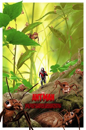 Ant-man marvel Disney limited poster mondo 24x36 for Sale in Cedar Park, TX