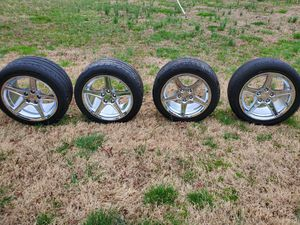 New wheels and tires 245/45zr17 for Sale in Graham, NC