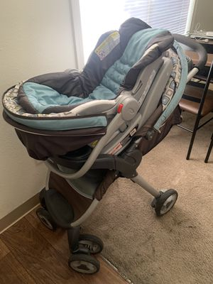 Baby Stroller and Baby car seat for Sale in Everett, WA