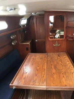 1977 lona sail boat With two cylinder diesel runs good for Sale in Long Beach, CA