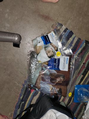 Philip's C pap machine with mask and hose for Sale in Mesa, AZ