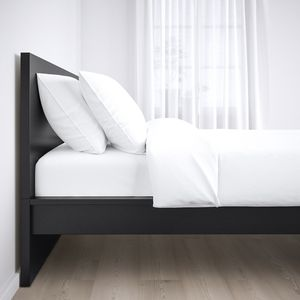 IKEA MALM BED FRAME QUEEN SIZE for Sale in Salt Lake City, UT
