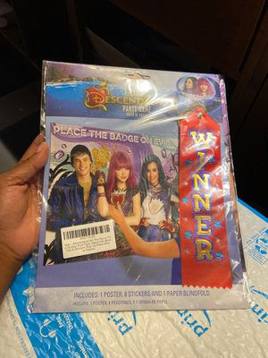 Descendants Party Game for Sale in Torrance, CA