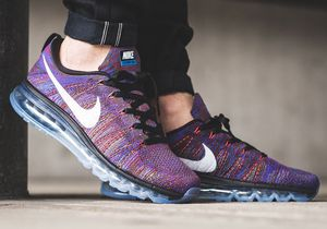 Nike Flyknit Air Max Purple for Sale in New York, NY