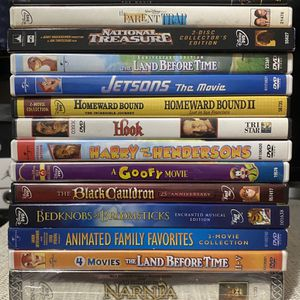 14 Family Movie DVD Lot for Sale in The Bronx, NY