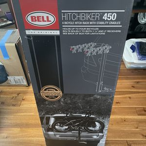 Bicycle Hitch Rack for Sale in Nokesville, VA