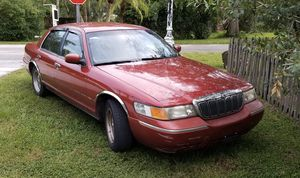 1998 Mercury Grand Marquis for Sale in Kenneth City, FL