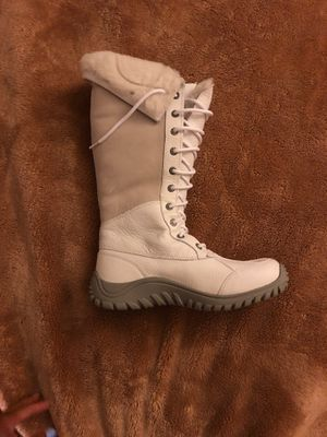 White Adirondack Tall Ugg Snow/ Rain Boots for Sale in Fremont, CA