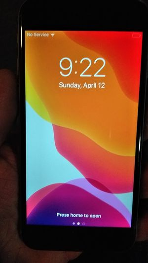 iPhone 6 works for tmoble for Sale in Salt Lake City, UT