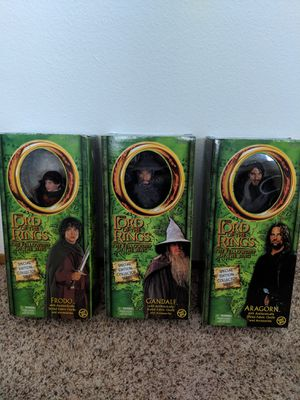 LOTR Collectibles for Sale in Spanaway, WA