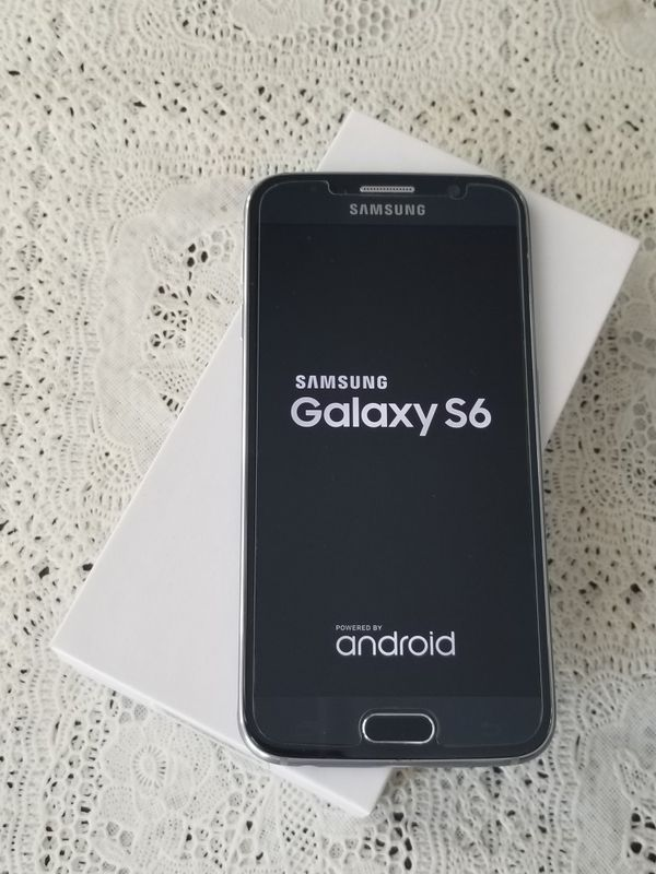 Samsung Galaxy S6 Factory Unlocked