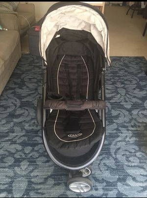 Graco Aire3 Click Connect Stroller, Pierce, One Size for Sale in Smyrna, GA