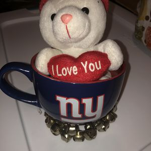 Giants Oversized Mug for Sale in Linden, NJ