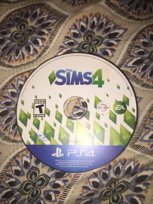 Sims 4 PS4 for Sale in Hyattsville, MD