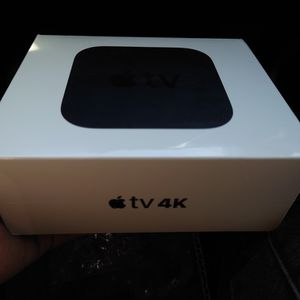 Apple TV 4k HDR 32gb for Sale in Mesquite, TX