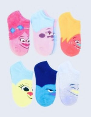 Troll Socks Size Large 6 Designs Shoe Size 3-10 for Sale in Tinley Park, IL