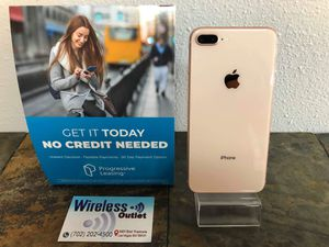 IPHONE 8+ 64GB FOR T-MOBILE OR METRO PCS for Sale in Las Vegas, NV