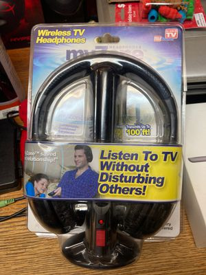 Wireless TV Headphones for Sale in The Bronx, NY