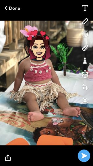 Moana outfit / costume for Sale in Webberville, TX