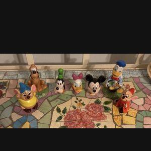 Disney asst figures porcelain for Sale in Fort Lauderdale, FL