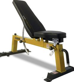 Cap STRENGTH Deluxe Weight Bench for Sale in National City,  CA