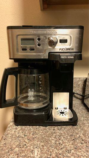 Coffee maker flex brew for Sale in San Antonio, TX