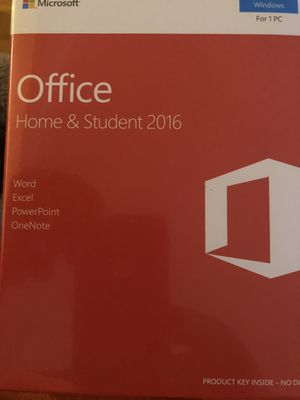 Microsoft Office 2016 for Sale in St. Louis, MO