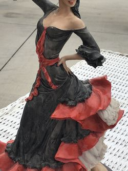 Beautiful Spanish Flamenco Dancer for Sale in Cape Coral,  FL