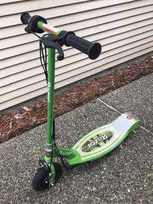 Razor Electric Scooter for Sale in Everett, WA