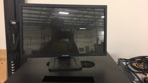 ViewSonic TD2220 22 Inch 1080p Dual-Point Optical Touch Screen Monitor with DVI and for Sale in Madison, AL