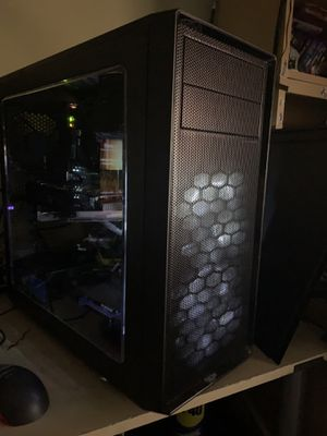 Custome Budget Gaming PC i7-RX 470 for Sale in Los Angeles, CA
