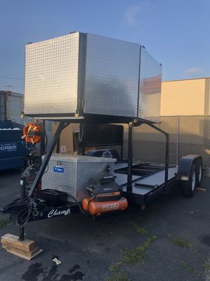Race Car trailer for Sale in Orange, CA
