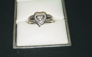 Ring size 7 Good condition for Sale in Lakeland, FL