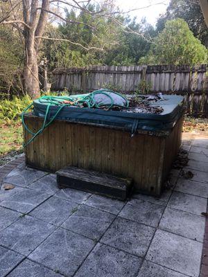 Free hot tub for Sale in Sarasota, FL