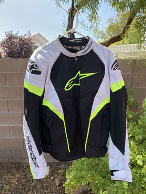 Alpinestars T-GP Plus R Air motorcycle jacket XL 2016 great condition!! for Sale in Las Vegas, NV