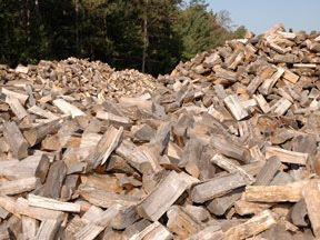 Seasoned & Split Firewood for Sale in Chantilly, VA