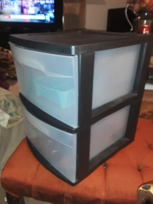 Pending Plastic storage drawers for Sale in Renton, WA