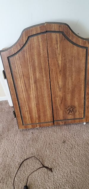 Dart board shelf for Sale in Victorville, CA