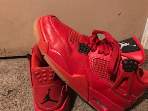Jordan 4's size 8 for Sale in Bridgeville, PA
