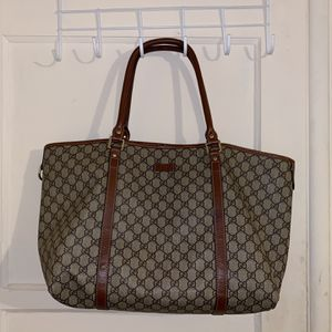 Gucci Plus Tote Bag (brown) for Sale in Los Angeles, CA