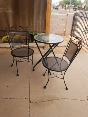 Table/2 chairs for Sale in Phoenix, AZ