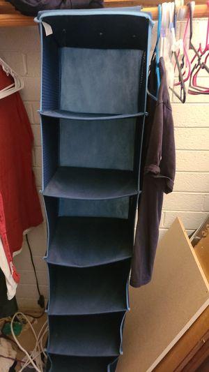 closet shelves organizer for Sale in Tempe, AZ