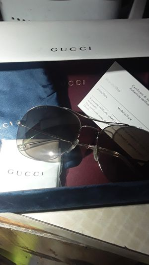 Gucci Sunglasses (Original and Authentic, NOT FAKES!!!) for Sale in Los Angeles, CA