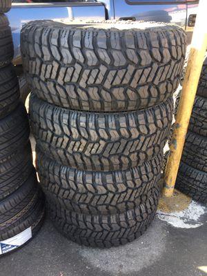 RADAR RENEGADE R/T - Premium Top Tier off-roading tires for a fraction of TOYO / FALKEN / KO2 for Sale in Lafayette, CA