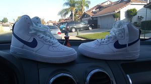 Nike Air Force 1 for Sale in Moreno Valley, CA