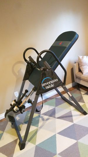 Ironman inversion table for Sale in Bothell, WA