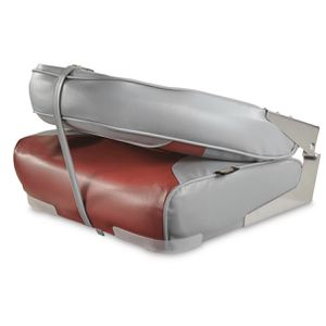 Folding Boat Seats With Swivel Clamps for Sale in Willoughby Hills, OH